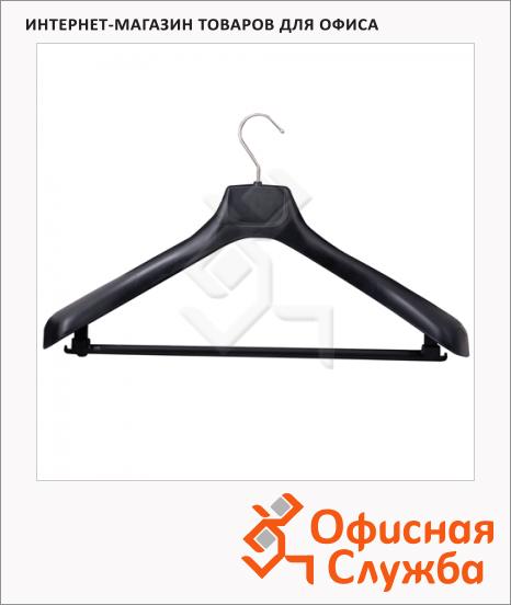 Плечики для одежды С-041, черные