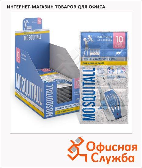 Пластины от комаров Mosquitall Нежная защита для детей