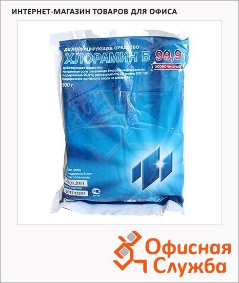фото: Универсальное чистящее средство Chloramin 300г дезинфицирующее, порошок