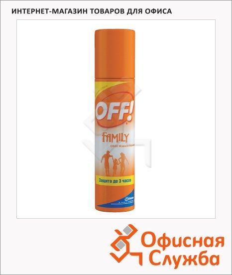 Защитный аэрозоль от комаров Off! Family