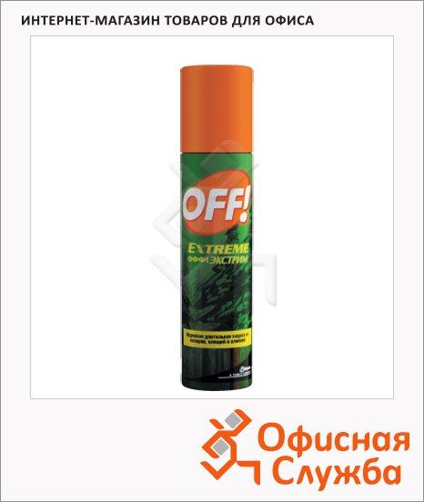 Защитный аэрозоль от комаров Off! Экстрим