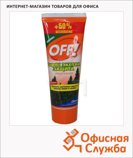 Защитный крем от комаров Off! Экстра защита