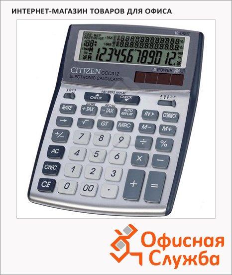 Калькулятор настольный Citizen CCC 312