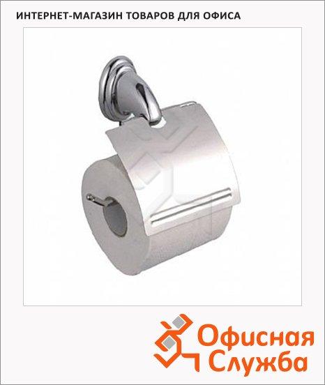 Держатель туалетной бумаги Ledeme металлик, L1503