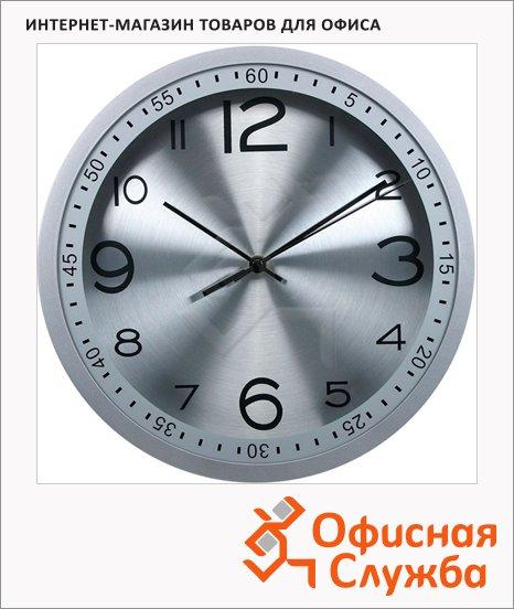 Часы настенные Бюрократ, d=30, круглые, R05P