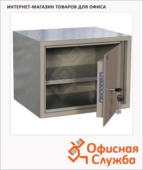 Шкаф металлический для документов Контур КБС02 для документов, 420х350х310мм