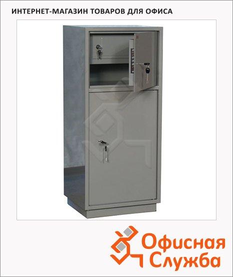 Шкаф металлический для документов Контур КБС042т для документов, 450х360х960мм