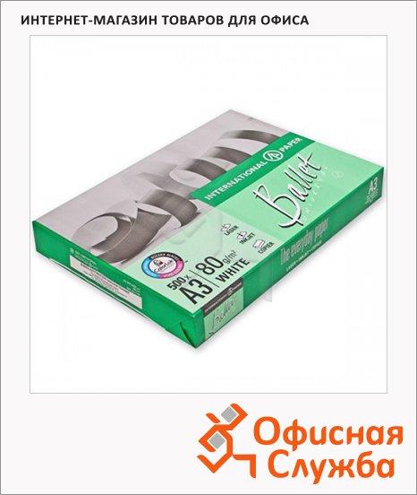 фото: Бумага для принтера Ballet Universal А3 500 листов, 80г/м2, белизна 146%CIE
