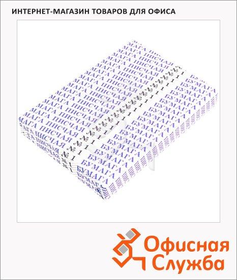 Бумага писчая Писчая N1 А3, 500 листов, 65 г/м2, белизна 138%