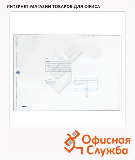 фото: Пакет почтовый полиэтиленовый Suominen белый 162х229 мм, 70мкм, 1шт, стрип, Куда-Кому