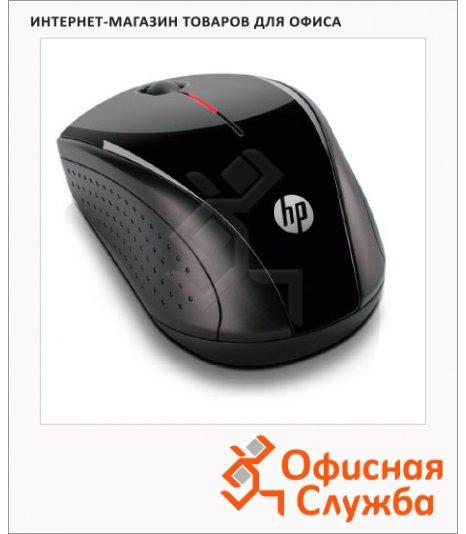 Мышь беспроводная оптическая USB Hp