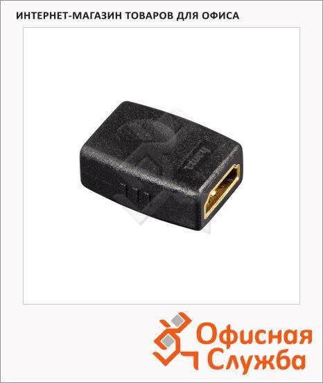 Адаптер Hama HDMI-HDMI (f-f)