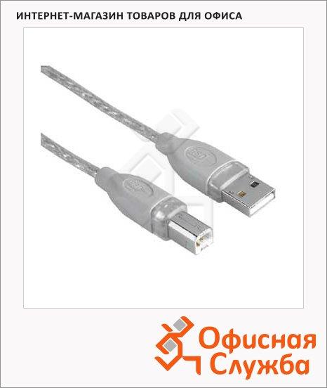Кабель соединительный USB 2.0 Hama A-B (m-m)