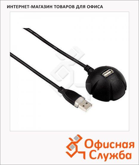 ������ ������������� USB 2.0 Hama USB 2.0 A-A (m-f)
