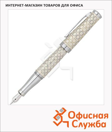 Ручка перьевая Cross Sauvage Ivory/Forever Pearl