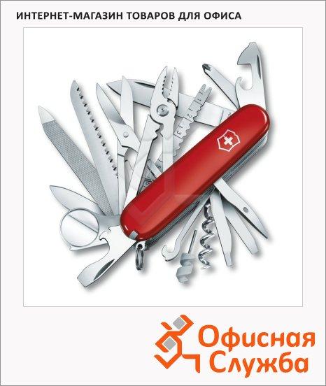 Нож офицерский 91мм Victorinox Swiss Champ, 33 функции