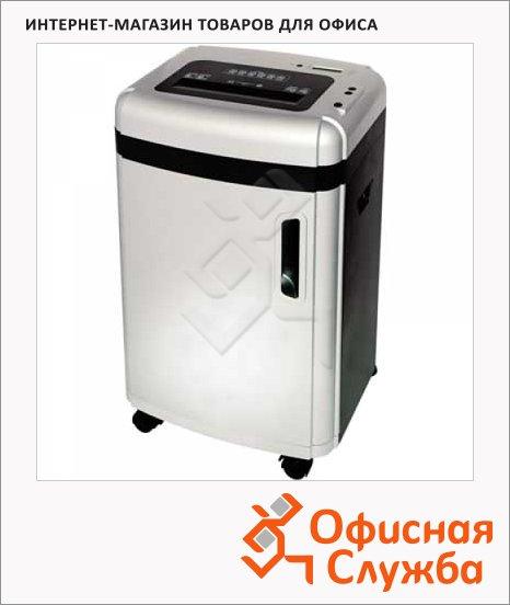 Офисный шредер Office Kit S230 2x15, 17 листов, 35 литров, 4 уровень секретности
