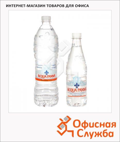 Вода минеральная Acqua Panna без газа, ПЭТ
