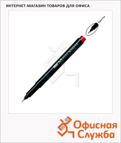 Маркер для CD перманентный Marvy Multi Marker, 0.3-0.5мм, игольчатый наконечник