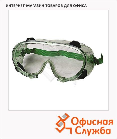 фото: Очки защитные Грандлюкс прозрачные закрытые