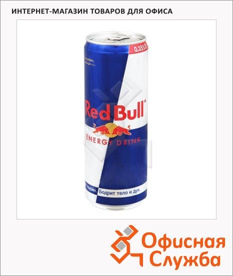 Напиток энергетический Red Bull, ж/б