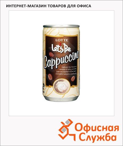 Холодный кофе Lotte