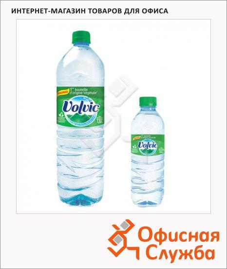 Вода минеральная Volvic без газа, ПЭТ