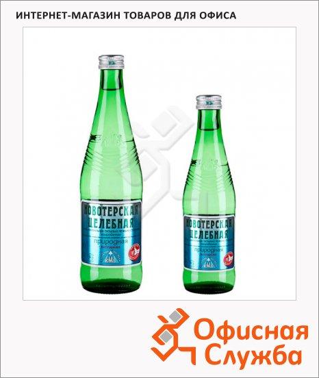 Вода минеральная Новотерская газ, стекло