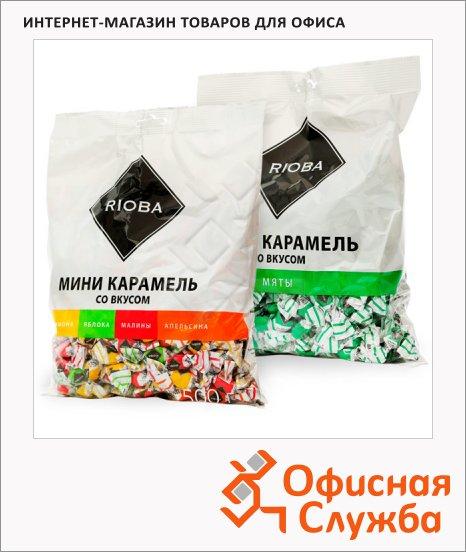 Карамель Rioba мини, 500г