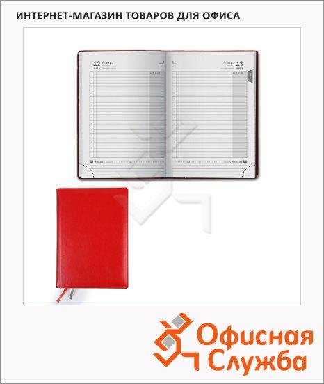 Ежедневник полудатированный Brunnen Оптимум Софт, А5, 176 листов