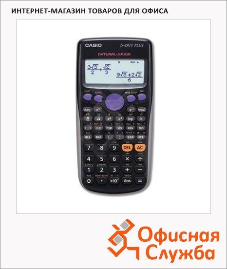 Калькулятор инженерный Casio FX350ES черный, 12 разрядов, 249 функций