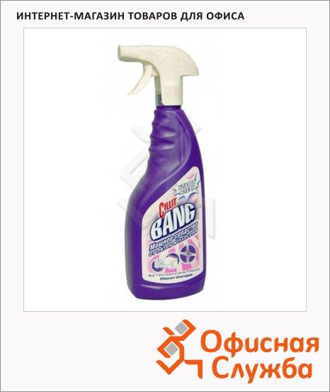 Универсальное чистящее средство Cillit Bang Ультра блеск 0.75л, антипятна+гигиена, спрей