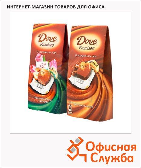 Конфеты Dove. Promises
