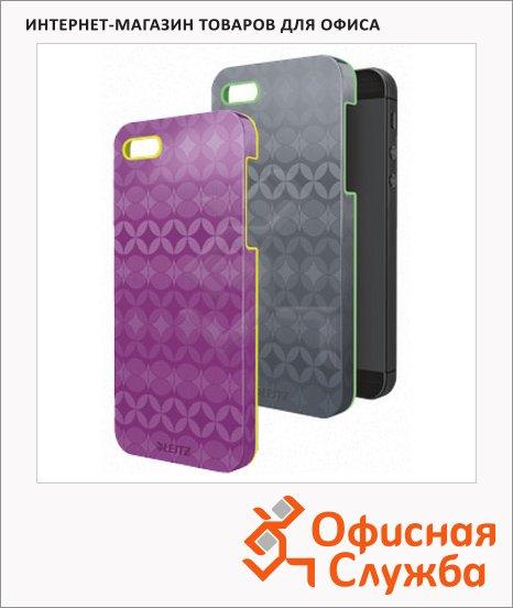 Защитная панель для Apple iPhone 5/5S Leitz Retro Chic, пластиковый