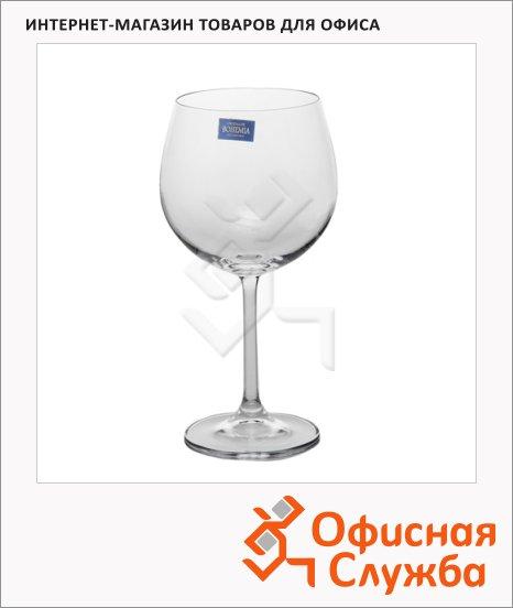 Бокал для вина Bohemia Gastro 570мл, 6шт/уп