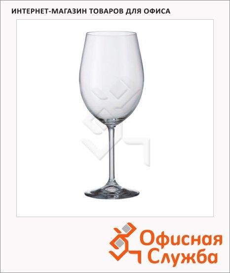 Бокал для вина Bohemia Gastro 580мл, 6шт/уп
