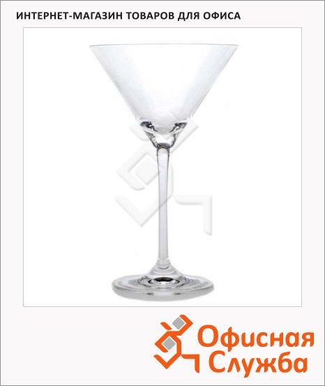 Бокал для мартини Bohemia Gastro 280мл, 6шт/уп