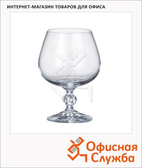 Бокал для коньяка Bohemia Claudia 250мл, 6шт/уп