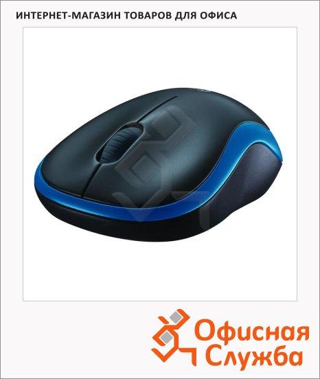Мышь беспроводная оптическая USB Logitech Wireless Mouse, 1000dpi