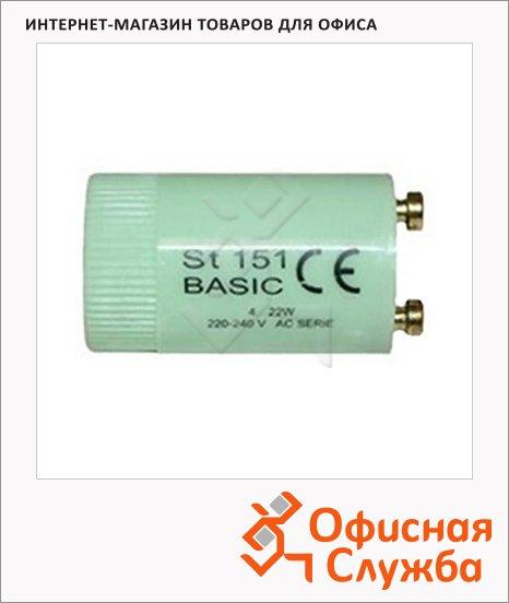 Стартер для люминесцентных ламп Osram Basic ST 151 4-22Вт, 25шт/уп