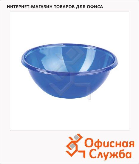 Миска одноразовая Huhtamaki Super party синяя, 380мл, 50шт/уп