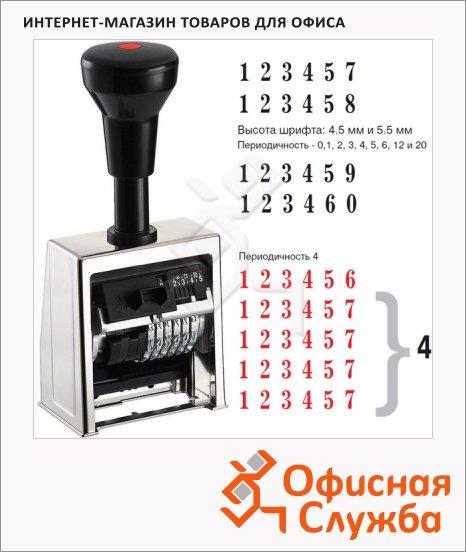 Нумератор с автоматической сменой номера Reiner, B6