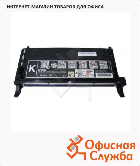 Тонер-картридж Epson C13S051165, черный