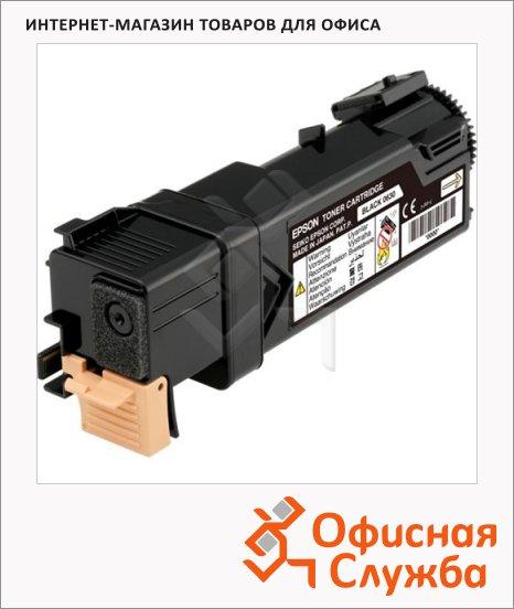 Тонер-картридж Epson C13S050630, черный