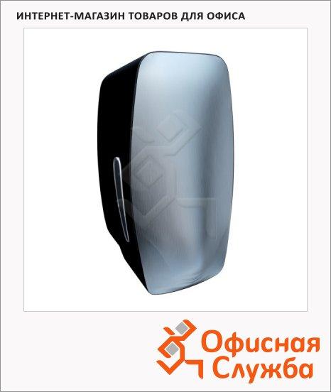 Диспенсер для мыла наливной Merida Mercury DMC101, черный, 800мл