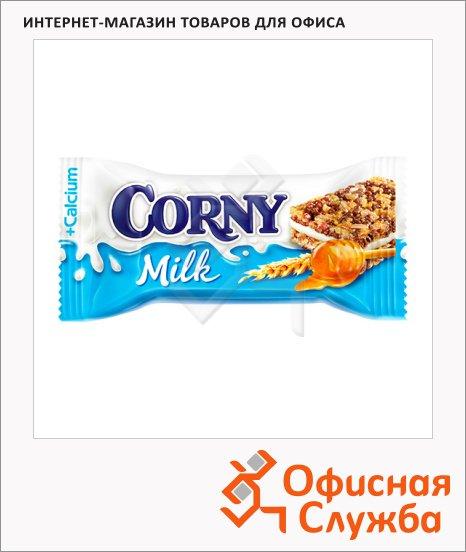 Батончик мюсли Corny Milk, 30г