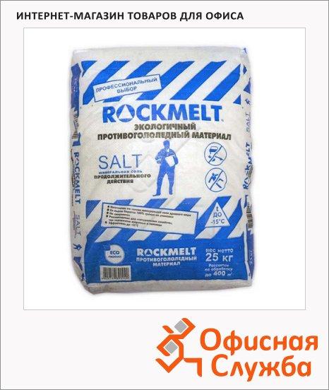 Антигололёдный реагент Rockmelt Salt