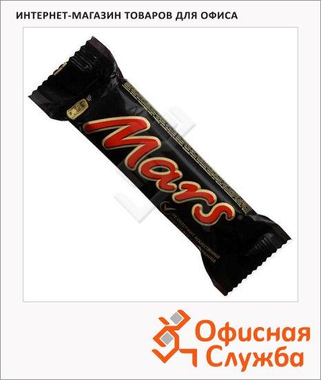 Батончик шоколадный Mars