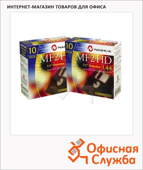 фото: Дискета MF-2HD10NA 1.44Mb 3.5