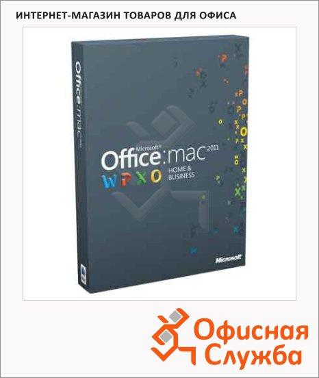Программное обеспечение Microsoft Office Mac 2011 Business